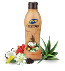 VVD Ayurveda Coconut Oil